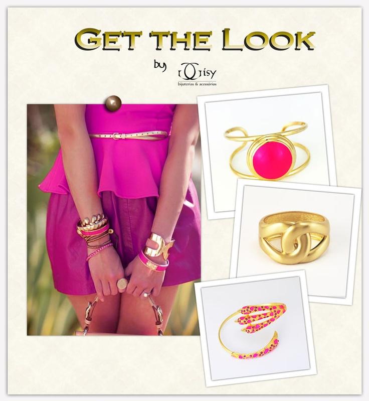 Acessorize | Pink | Bracelets