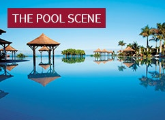 Lagoon-like pools are the centrepiece of any Sensatori resort. Youll find them arranged in beautiful, sweeping shapes throughout the resort...