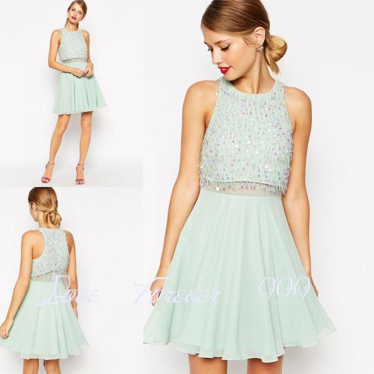 vestidos cortos juveniles 2015 en chifon - Buscar con Google