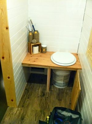 21 best WC images on Pinterest Composting toilet, Bathrooms and