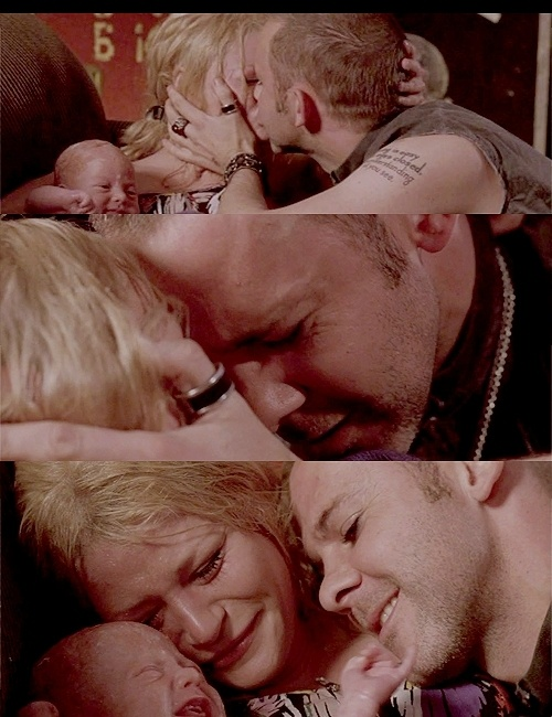 Claire & Charlie......I can't even begin to explain how beautiful this scene is!!