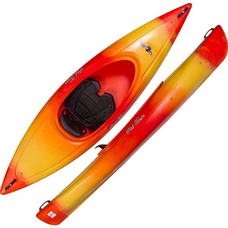 Old Town Canoe Heron 9 Kayak, Sunrise