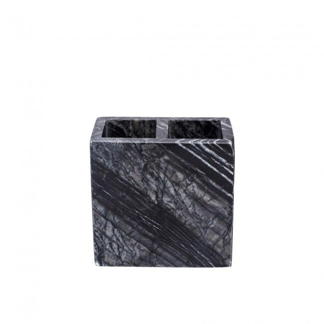Harman Marble Toothbrush Holder (Black)