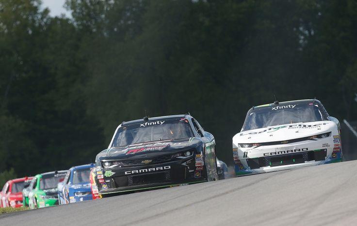 Anthony Kumpen mit Gastspiel in den USA - starker Auftritt des EuroNASCAR Meisters in der NASCAR Xfinity Series