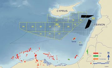 The Israel, Lebanon, Cyprus Disagreement Over Mediterranean Gas and Oil | ThereAreNoSunglasses
