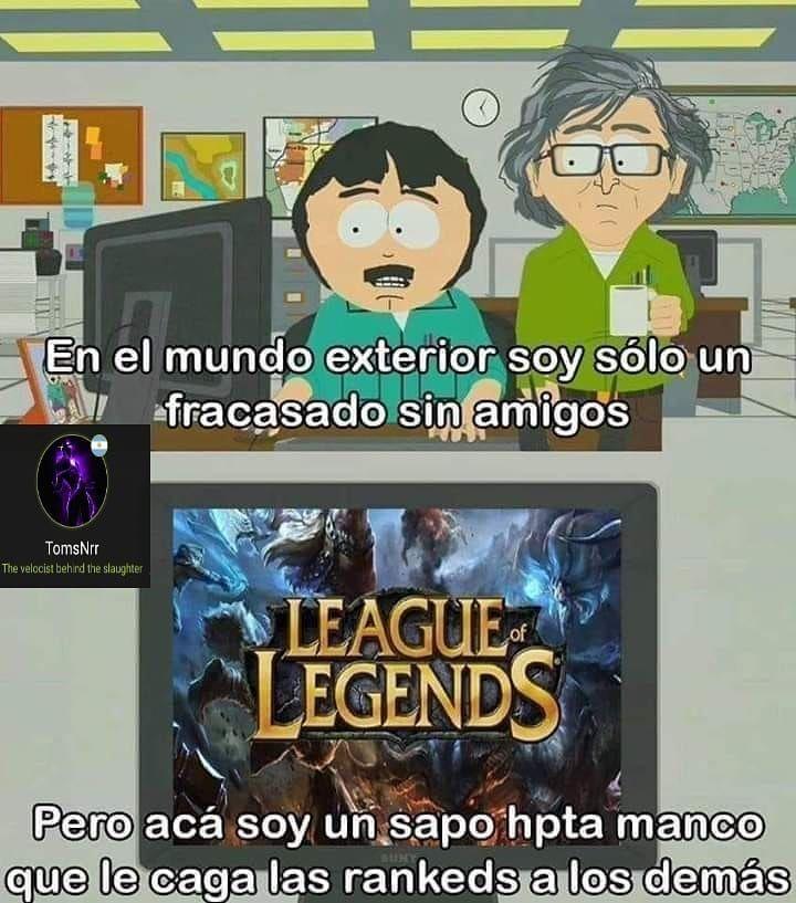 Si Meme Memes Memesespanol Memesenespanol League O Gracioso League Of Legends Estados Para Whatsapp