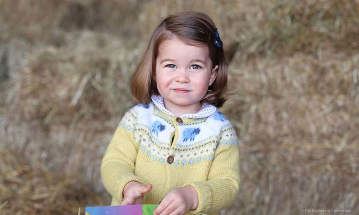 Princess Charlotte's second birthday: The Duke and Duchess of Cambridge share beautiful picture of their daughter