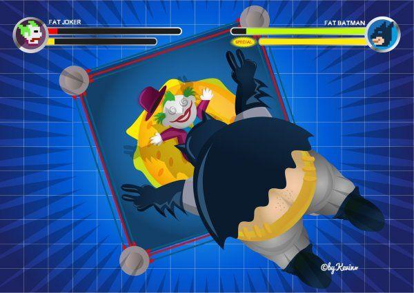El caballero de la noche Desciende!!  - Personajes | Dibujando.net