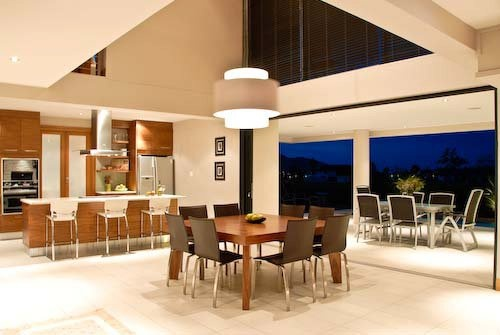 Louis Phillips Architects # Val de Vie Estate # South Africa # Pearl Valley # Open Plan living
