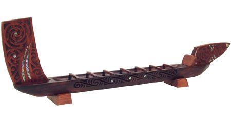 Maori War Canoe | Shop New Zealand