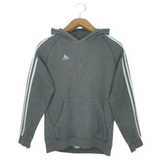 VINTAGE ADIDAS HOODIE Adidas Retro Sweatshirt 90s Adidas
