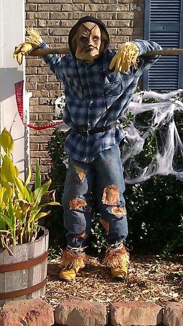 Scary Scarecrow costume.