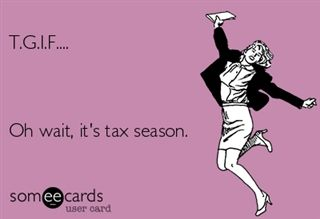 Image result for tax season humor