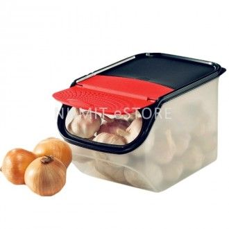 Tupperware garlic keeper 3L