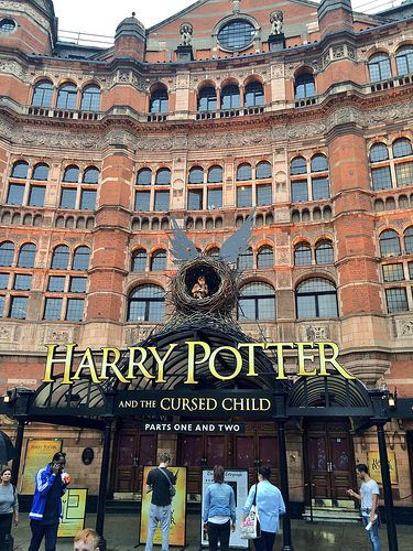 Harry Potter in London. | da j.manzanore