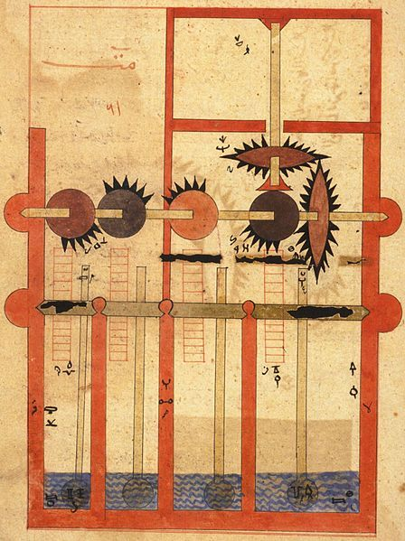 Arabic Machine Manuscript | The Public Domain Review