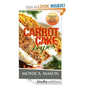 Oh goodness, I love carrot cake!  Knowing how to make them is not going to be good for my waistline!