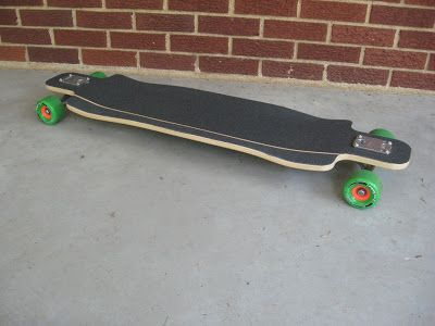Brian Z's Awesome Blog: Building Longboards in High School Wood Shop Class
