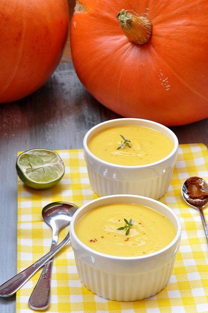 #thermomix zupa z dyni