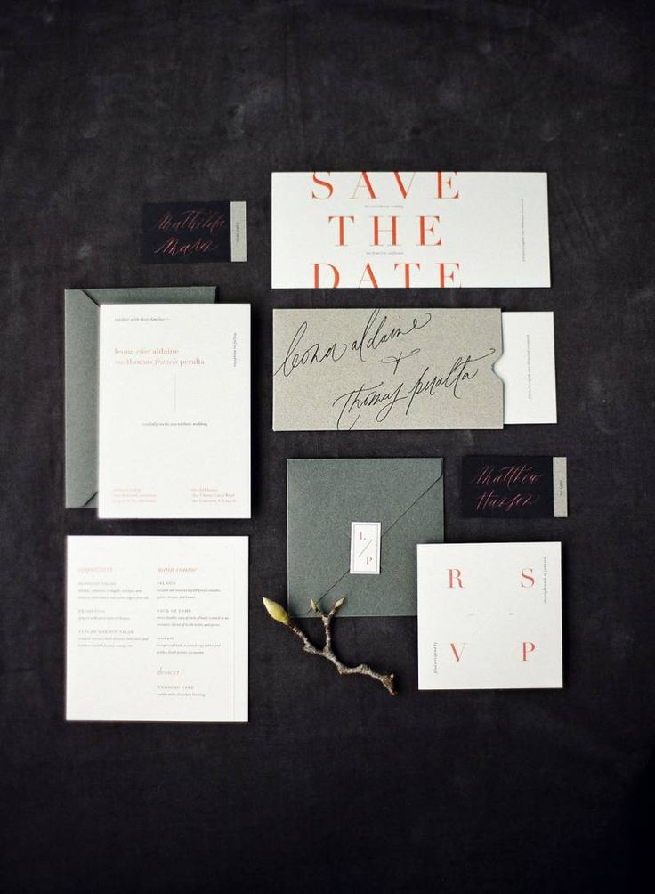 Moody sophisticated wedding inspiration with a minimal aesthetic via Magnolia Rouge