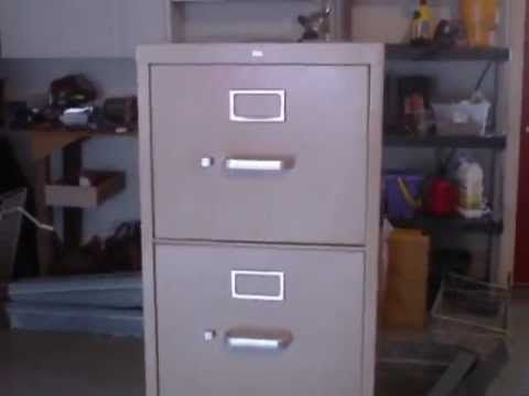 ▶ Building my 1st File Cabinet BBQ Smoker - YouTube