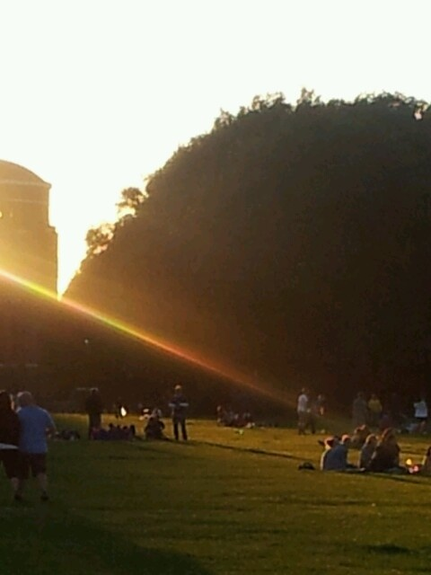 #Hamburg Stadtpark