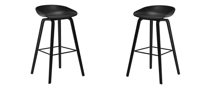 Taburete alto de dise o n rdico about a stool aas32 de hay - Tabouret hay about a stool ...