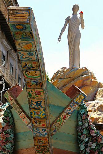 Festino di Santa Rosalia Palermo   #TuscanyAgriturismoGiratola