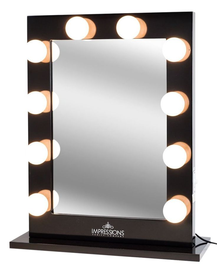 19 best images about vanity mirrors with lights on pinterest wall mount makeup vanities and. Black Bedroom Furniture Sets. Home Design Ideas