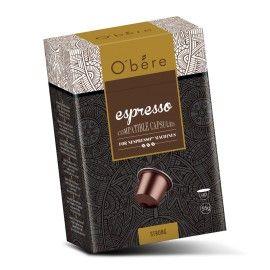 Συμβατές κάψουλες Nespresso - Δυνατός Έντασης Nº 10