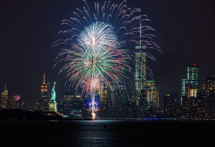 Where to Watch Fireworks in NYC This 4th of July
