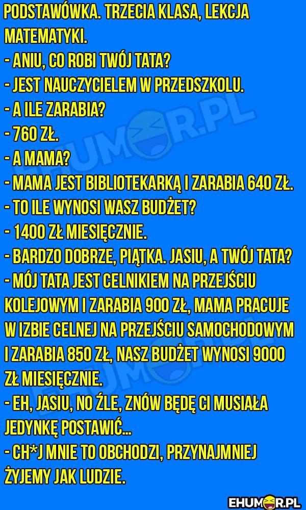 Podstawówka lekcja matematyki… – eHumor.pl – Humor, Dowcipy, Najlepsze Kawały, Zabawne zdjęcia, fotki, filmiki