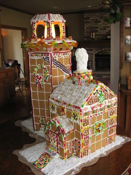 OMW: Fantastic Gingerbread, House Design, Posts, Holy Cow, Candy House, Gingerbread Houses