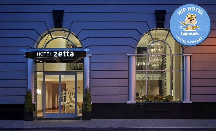 What makes a hotel hip? A combination of personality, price, and passion. Here's why SF's Hotel Zetta has been named Hipmunk's first-ever Hip Hotel.