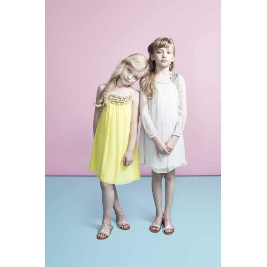 Petra & Peace, two new charming girl dresses