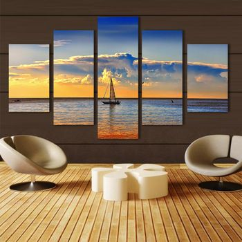 Cheap Mosaic Painting, Buy Quality Diamond Mosaic Directly From China  Diamond Embroidery Suppliers: DIY Ship Sea Landscape Diamond Embroidery  Painting ...