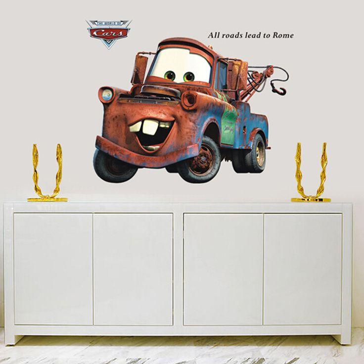 Best Cars On The Route Images On Pinterest Disney Pixar Cars - Lightning mcqueen custom vinyl decals for cardisney pixar cars a walk down cars advertising memory lane take