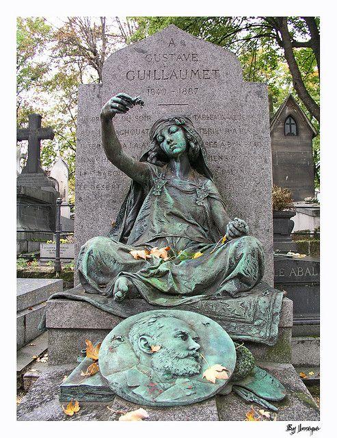 Paris Montmartre, Gustave Guillaumet