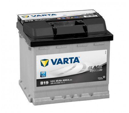 VARTA 5454120403122 Batterie de démarrage: BATTERIES AUTOMOBILES VARTA BLACK Dynamic Les batteries automobiles VARTA BLACK Dynamic sont un…