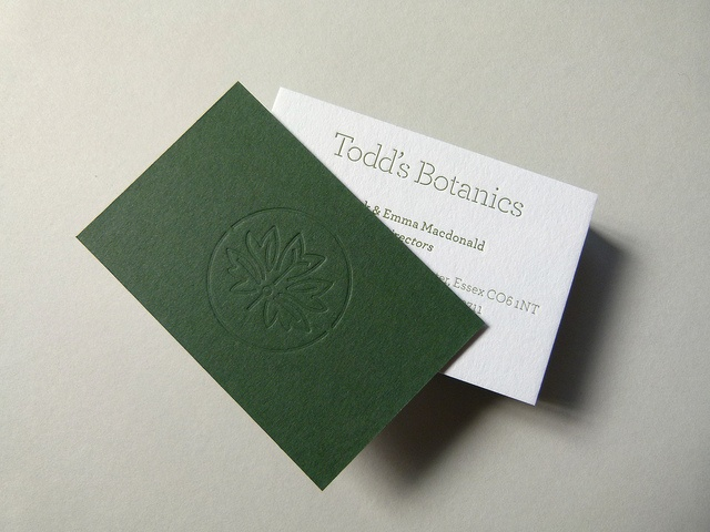 105 best business card printing in london images on pinterest letterpress business cards printed debossed onto colorplan duplex card stock by typoretum reheart Image collections