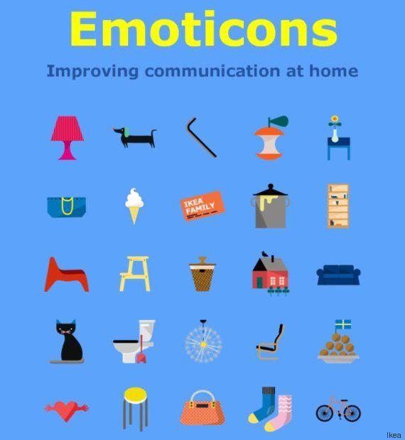 ikea emoticones