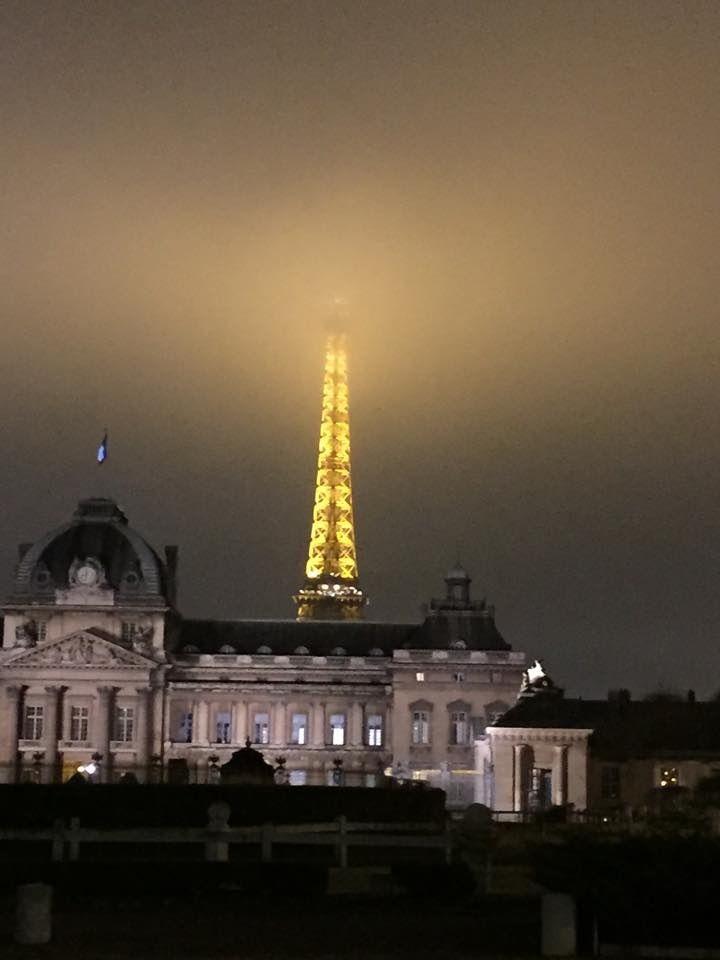 Run in the beautiful city of Paris #boostbirhakeim