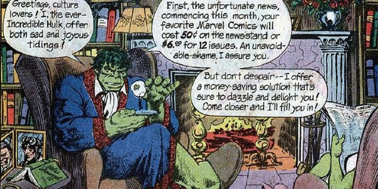 In their latest spotlight on weird comic book ads, CSBG examines some classic Marvel and DC subscription house ads!