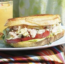 Tuna salad sandwich recipes on Pinterest | Healthy lunch ideas, Tuna ...