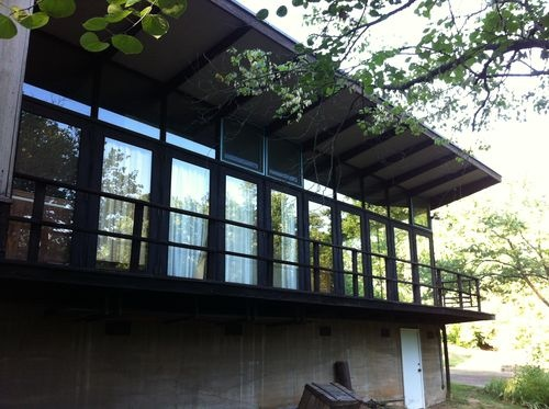 June 27 2012 architect robert elkington 39 s home for sale 1520 carman rd manchester 63021 - House on the hill 2012 ...