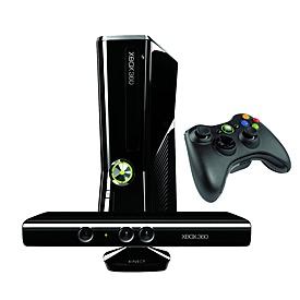 Xbox 360 250GB Kinect Console