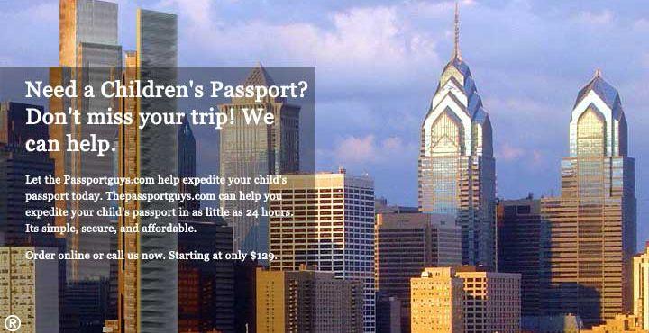 New Passport, Renew a Passport | The Passport Guys | www.thepassportguys.com