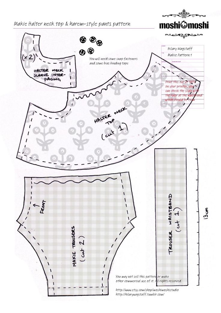 203 Best Images About Blythe Patterns On Pinterest Free