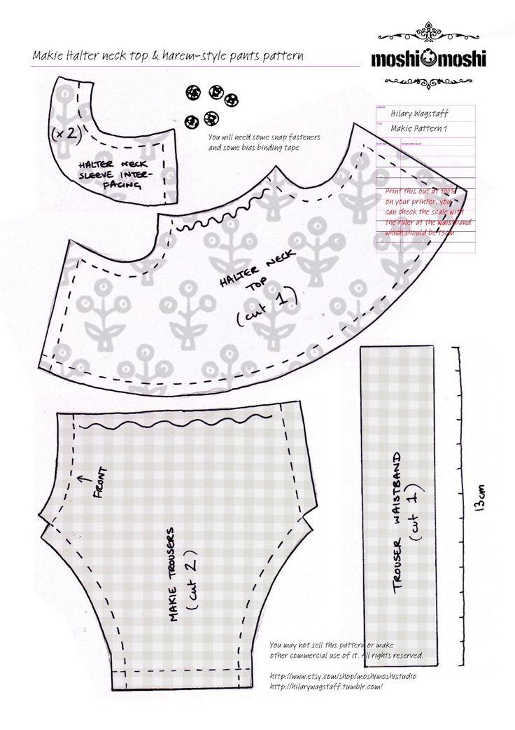 moshi-moshi: Makie Patterns