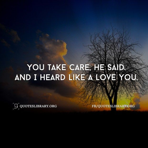 Care For Him Quotes: 25+ Best Caring Quotes For Him On Pinterest